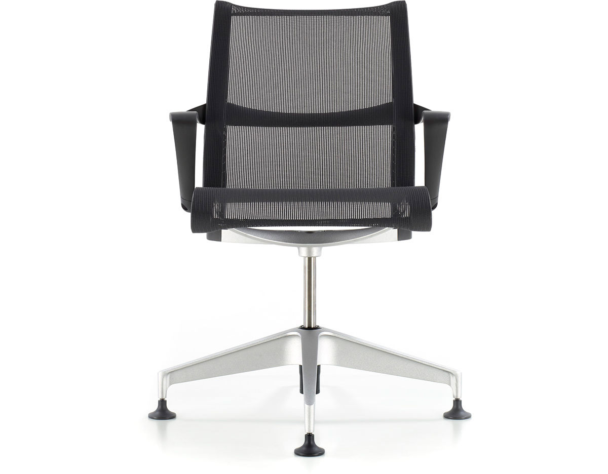 setu chair with  star base  hivemoderncom - setu chair with  star base