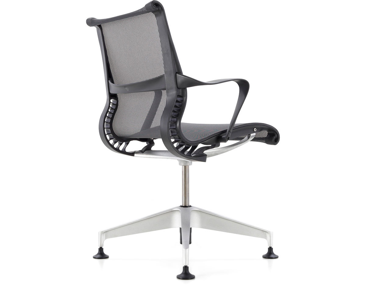 Setu Chair With 4 Star Base Hivemodern Com