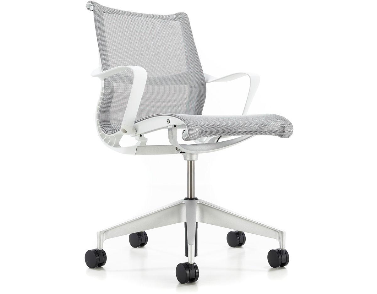 Setu Chair With 5 Star Base Hivemodern Com