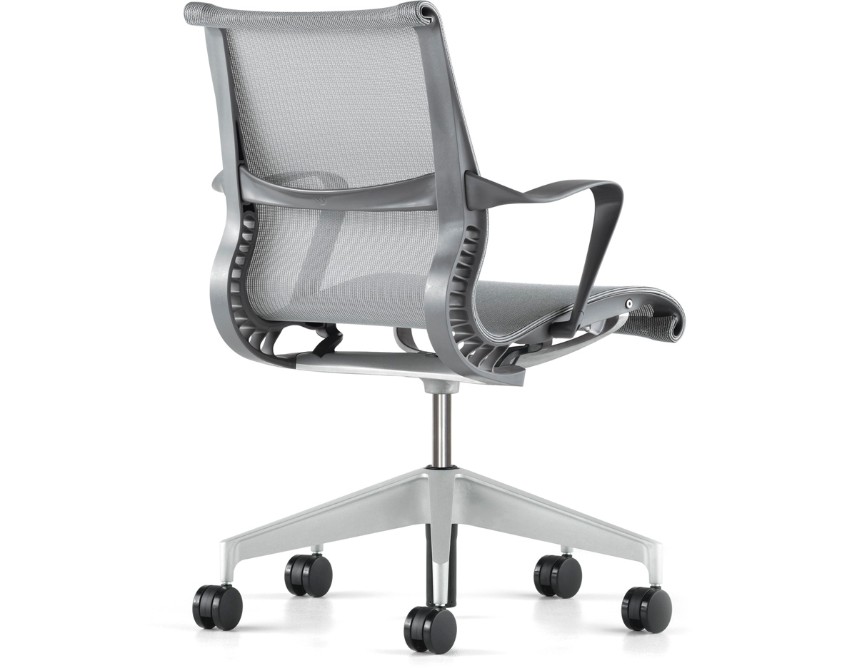 setu chair with 5 star base