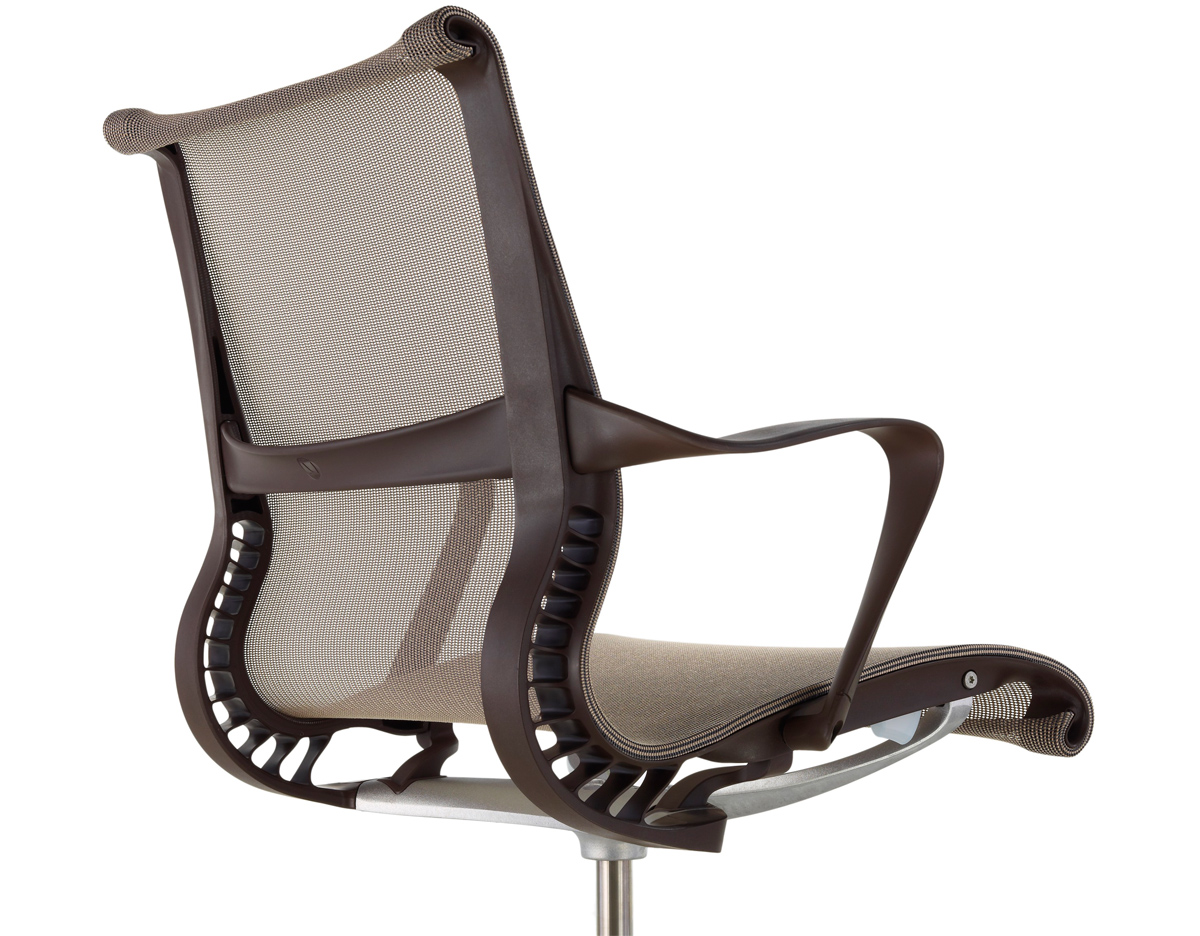 Setu Chair With 5 Star Base Hivemodern Com