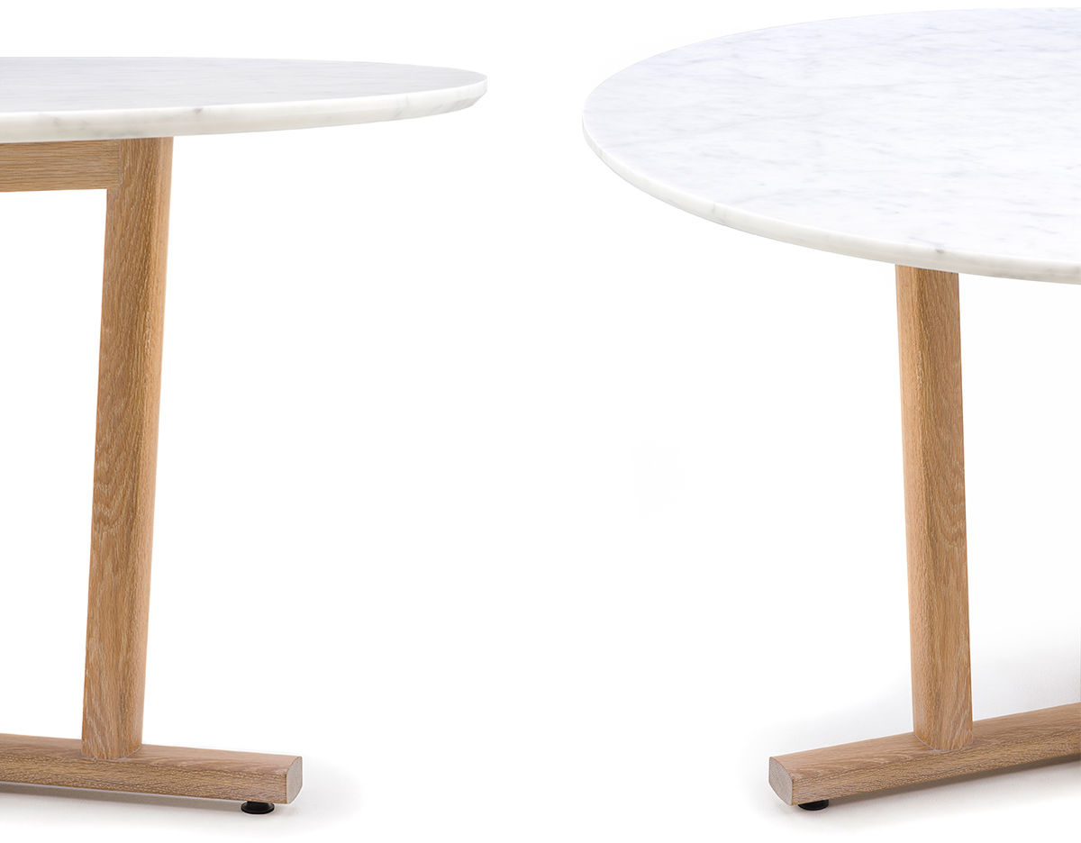 Shaker Round Dining Table 764