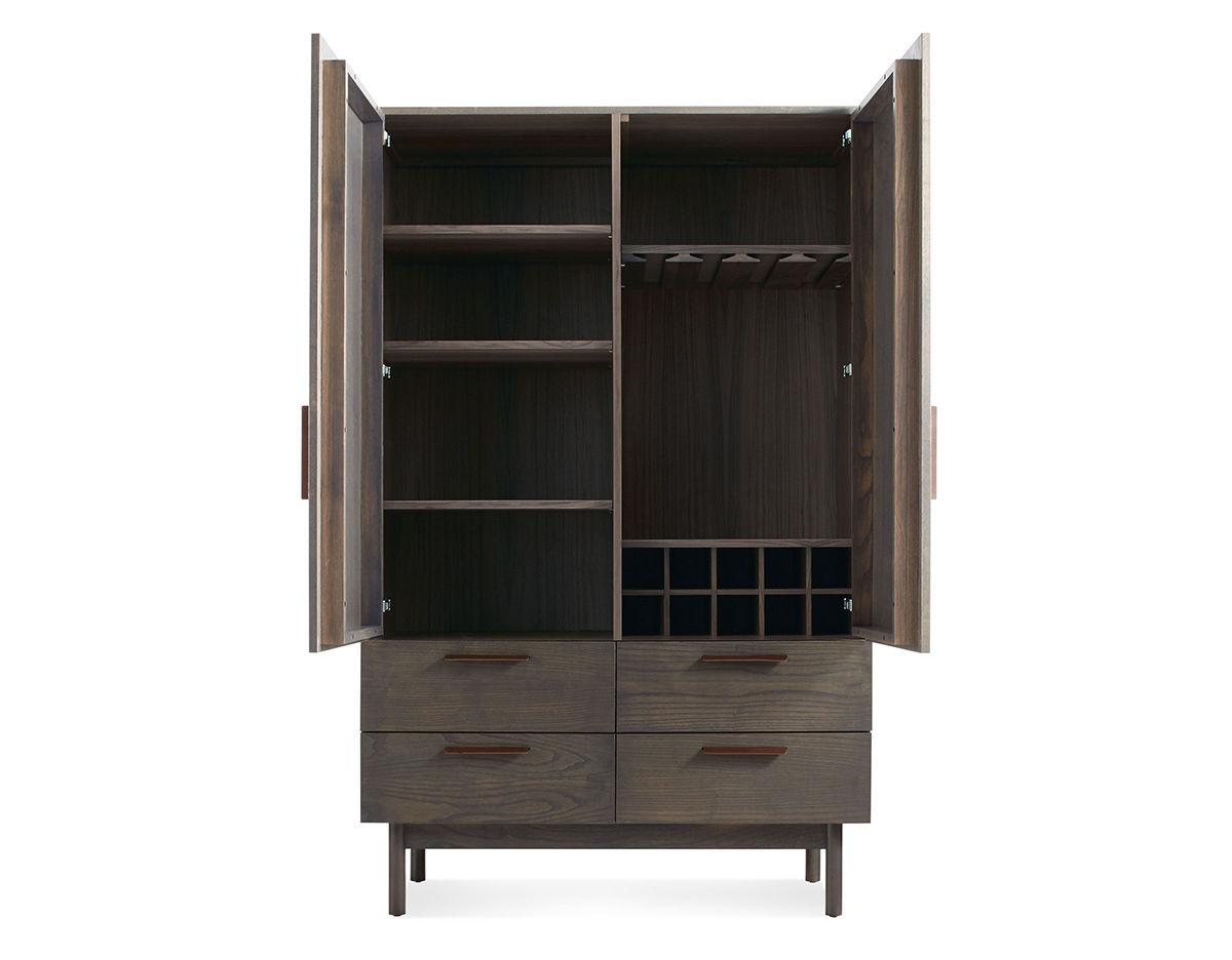 Shale Bar Cabinet Hivemodern Com