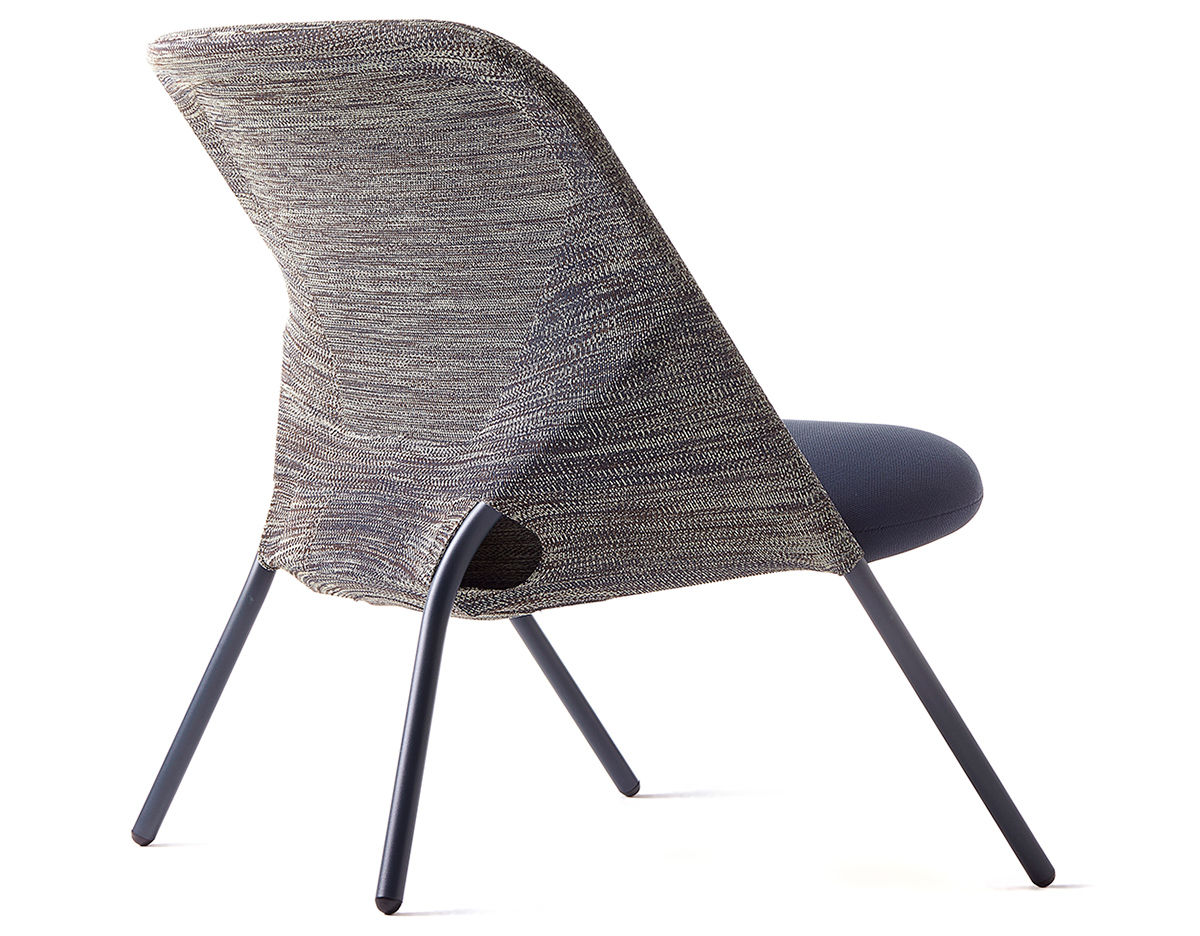 Shift Foldable Lounge Chair hivemodern