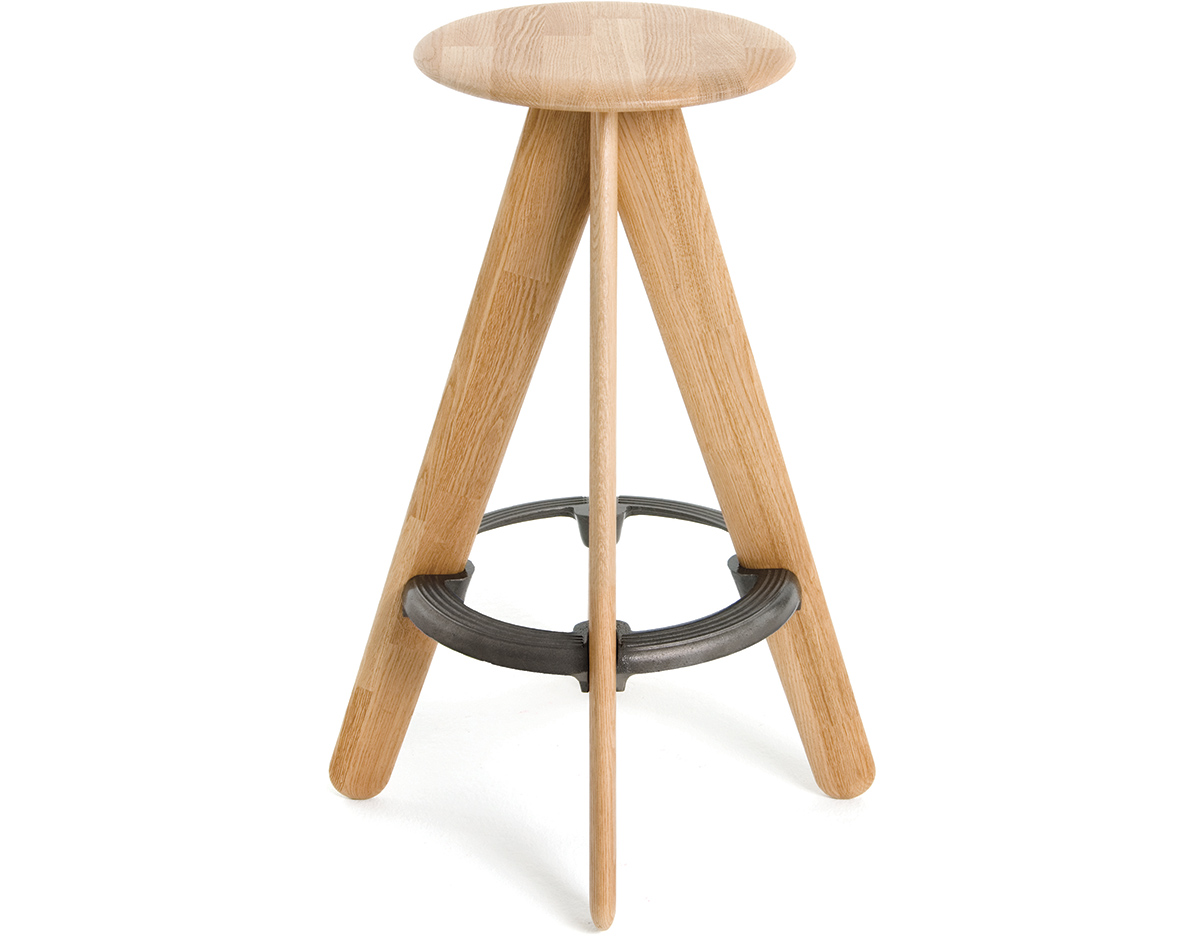 Excellent Slab Bar Stool Gmtry Best Dining Table And Chair Ideas Images Gmtryco