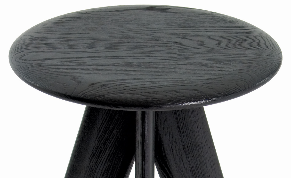 slab bar stool