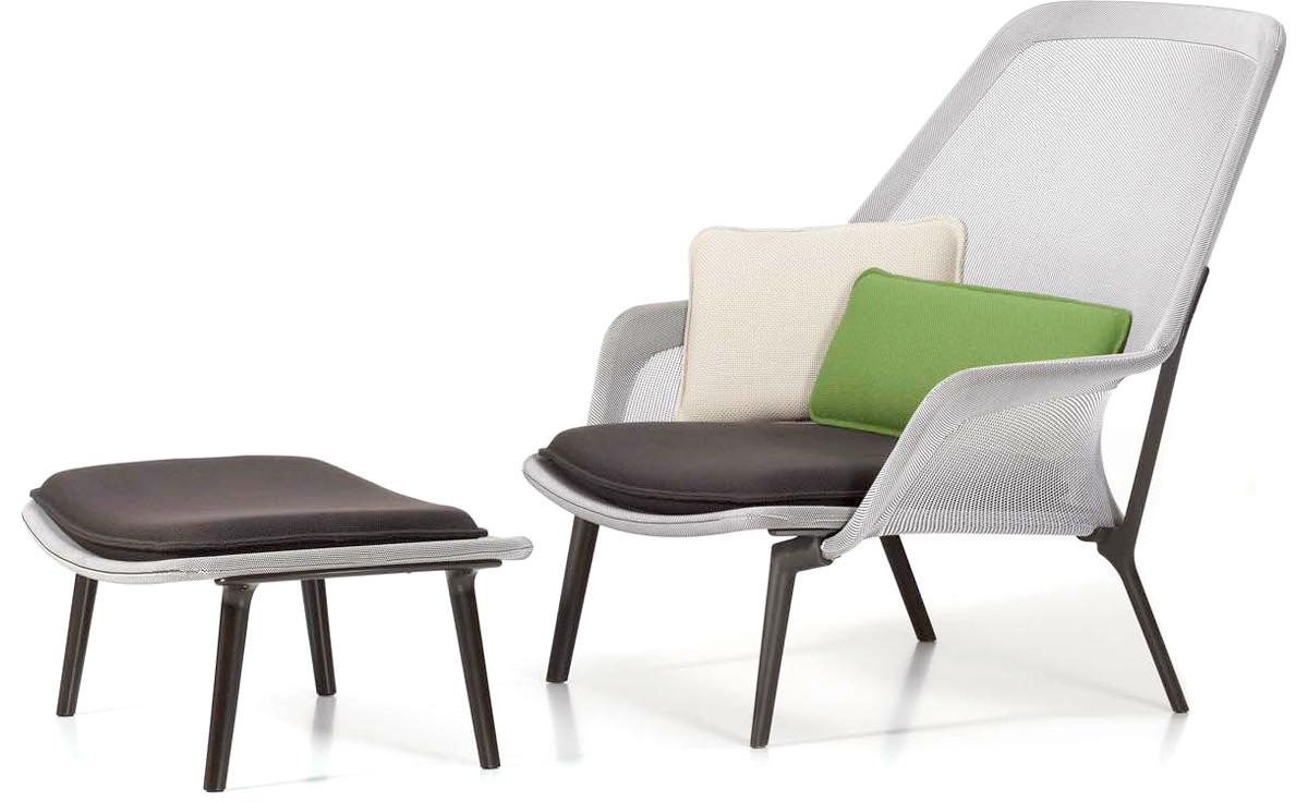 Vitra Lounge Chair Replica slow lounge chair