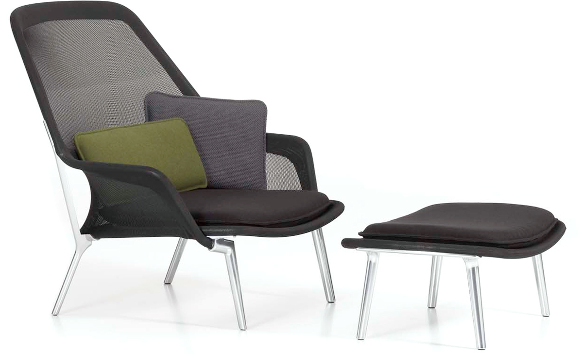 Slow Lounge Chair Hivemodern Com