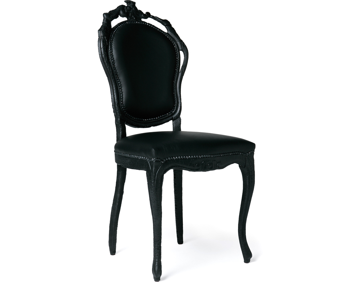 Smoke Dining Chair Gallery