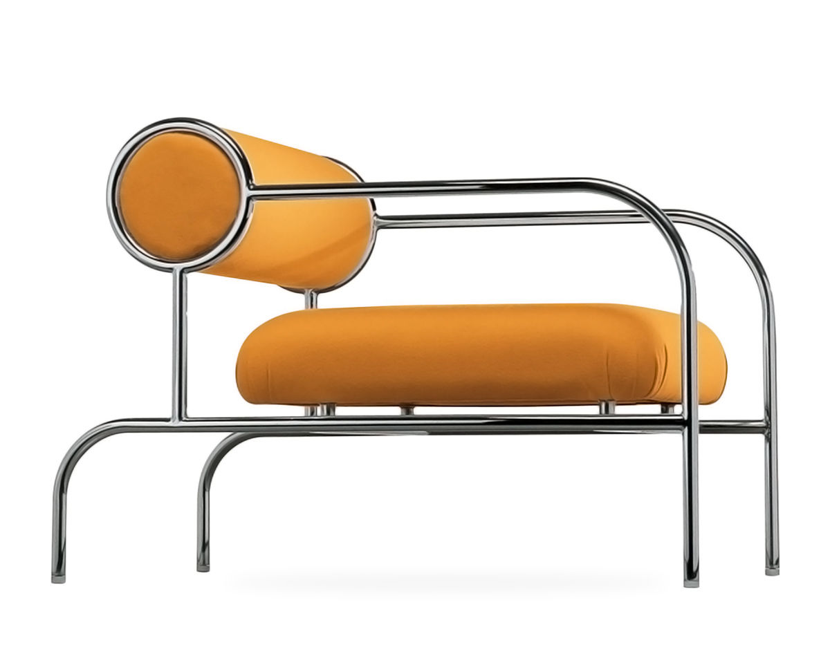 Sofa With Arms Lounge Chair Hivemodern Com