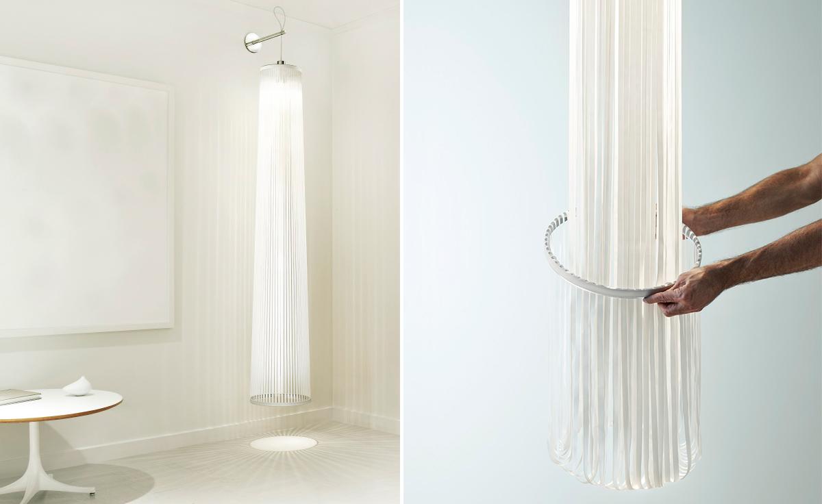 solis ceiling wall pendant light