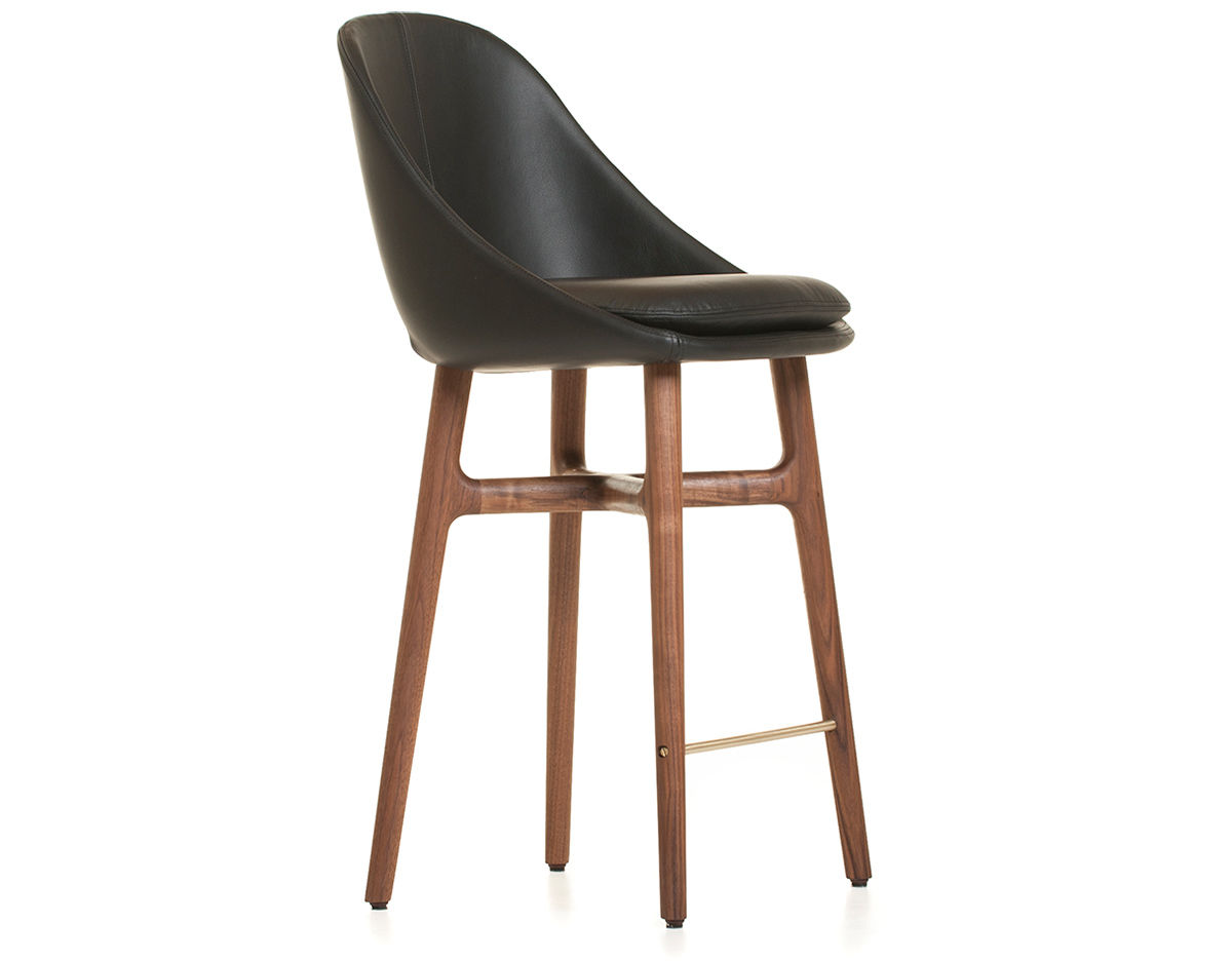 Solo Breakfast Bar Stool 750p Hivemodern Com