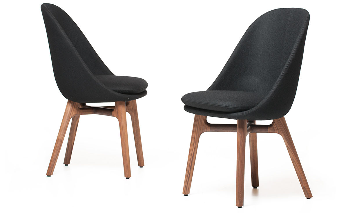 Solo Dining Chair 750 Hivemodern Com