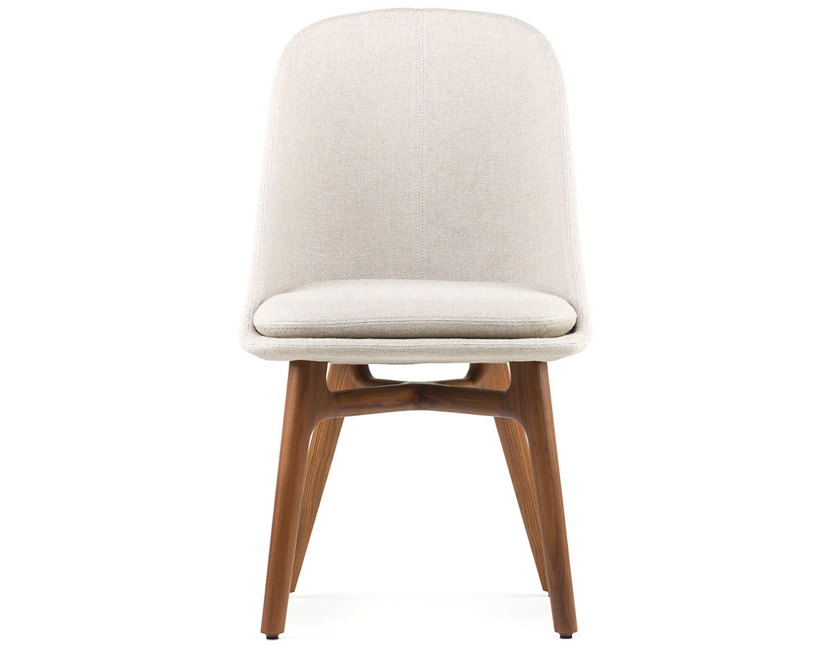 Solo Dining Chair Wide 750s Hivemodern Com