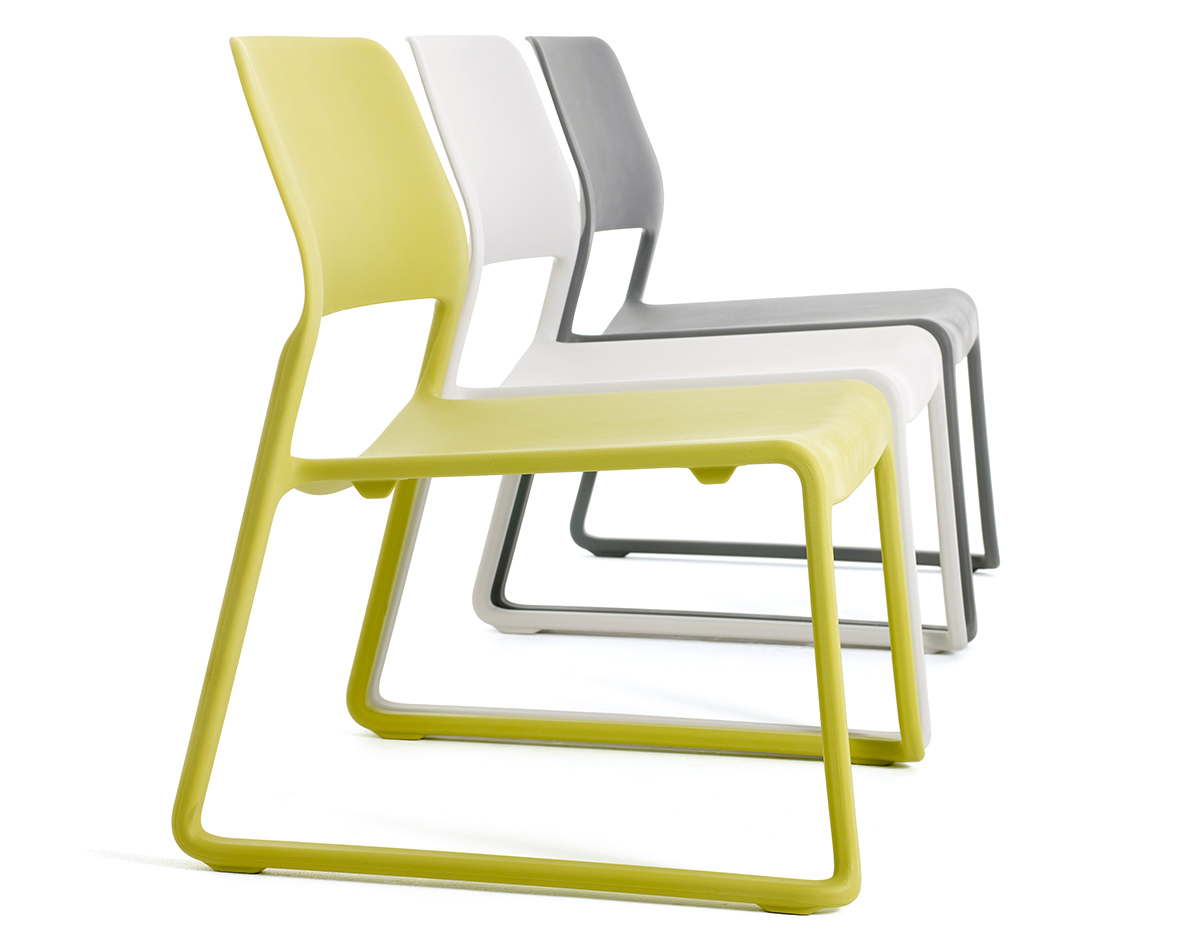 Spark Stacking Lounge Chair Hivemodern Com