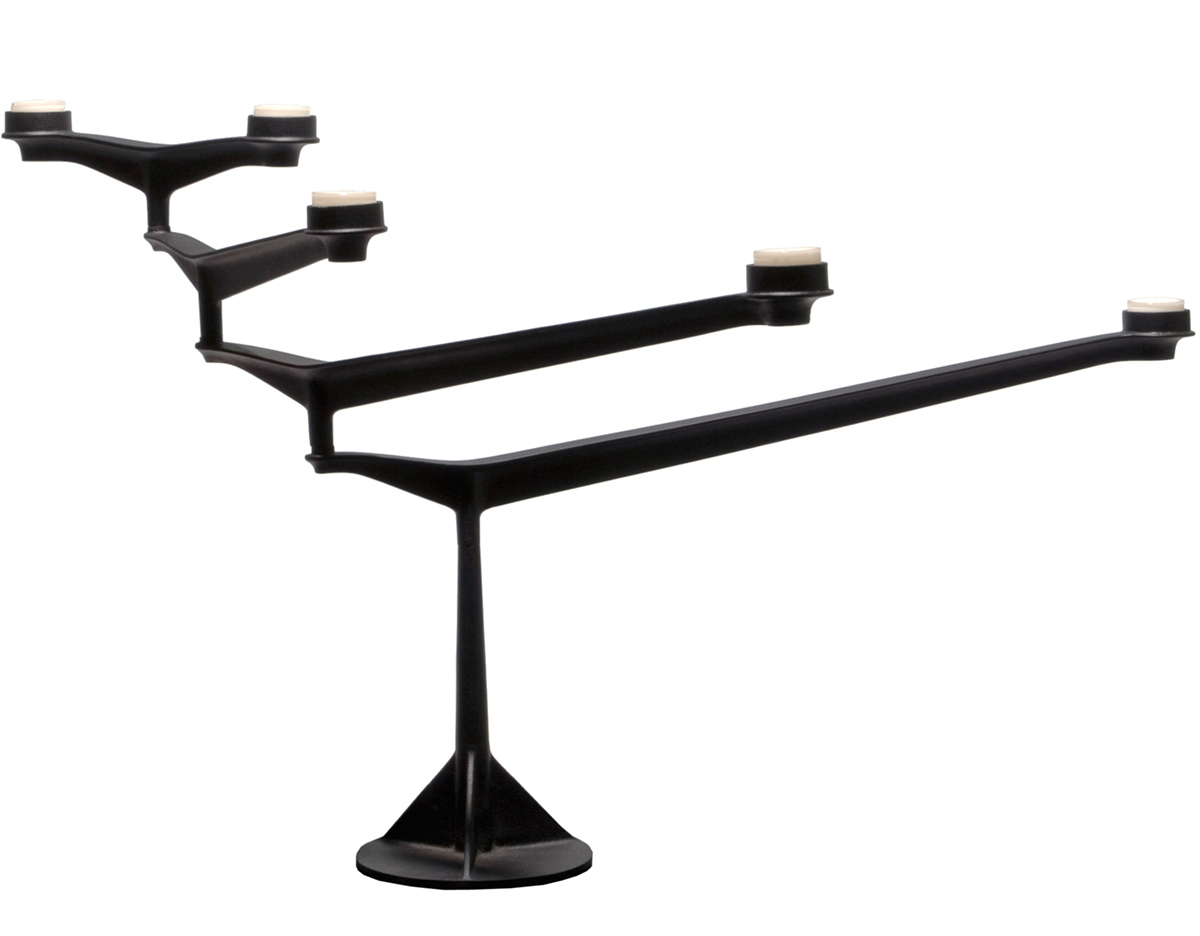 Spin Table Candelabra Hivemodern Com