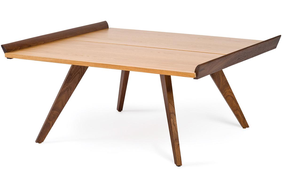Nakashima Splay Leg Table Hivemodern Com