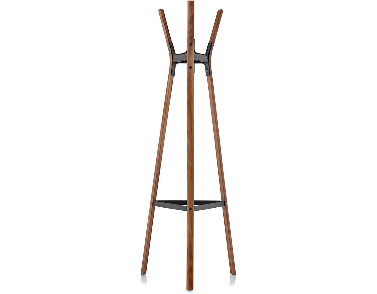 overview designer . magis steelwood coat stand  hivemoderncom
