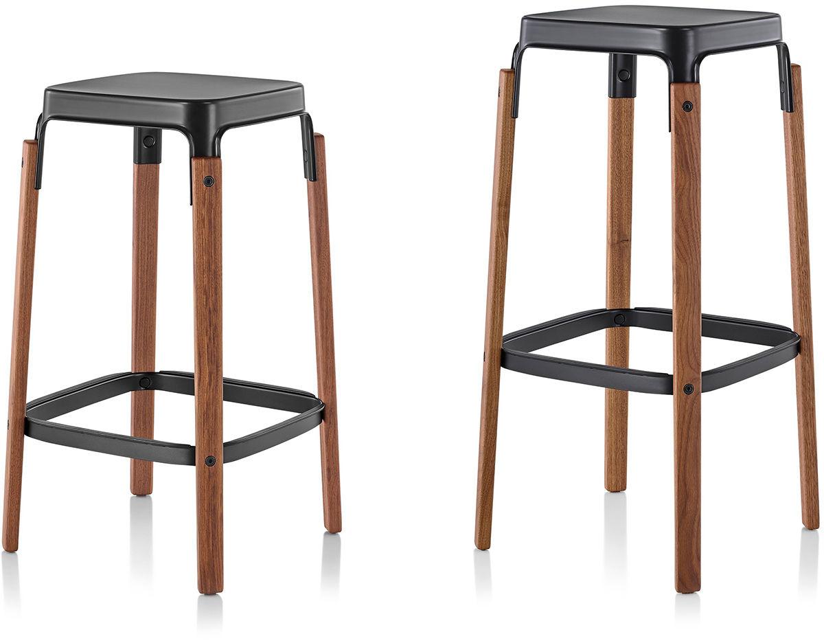 Magis steelwood stool for Magis stuhl