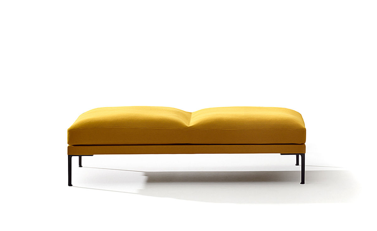 Deep Seat Sectional And Leather ChaiseSteeve