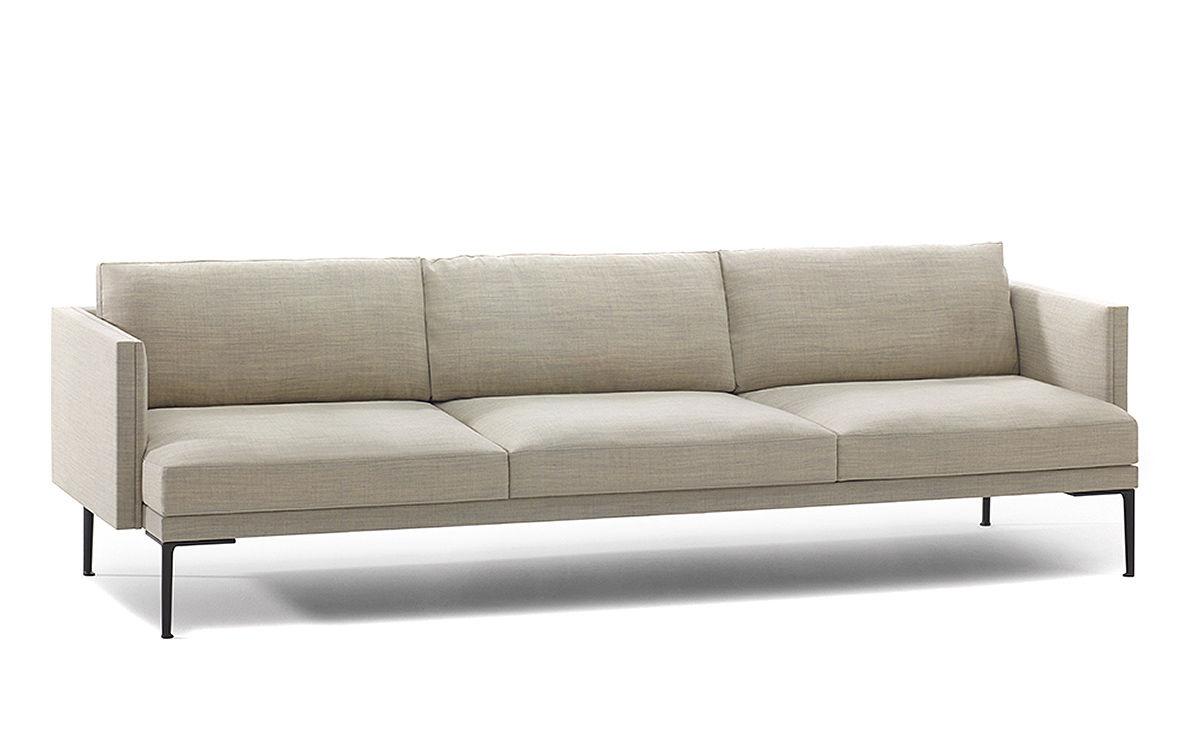 Steeve Three Seat Sofa - hivemodern.com