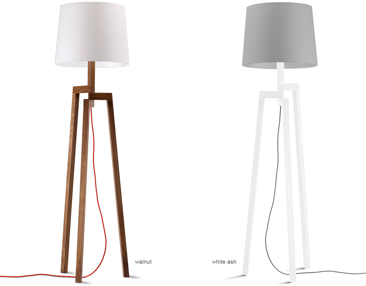 Stilt Floor Lamp Hivemodern Com