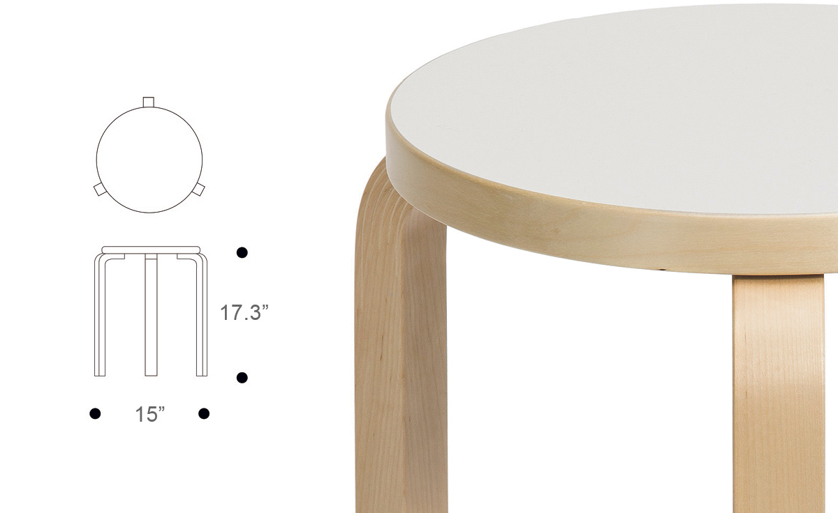 100 Hive Modern Magis Stool One Two Pack Hivemodern