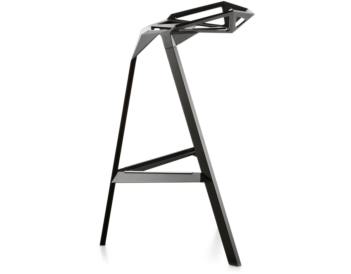 Stool one two pack - Konstantin grcic chair one ...