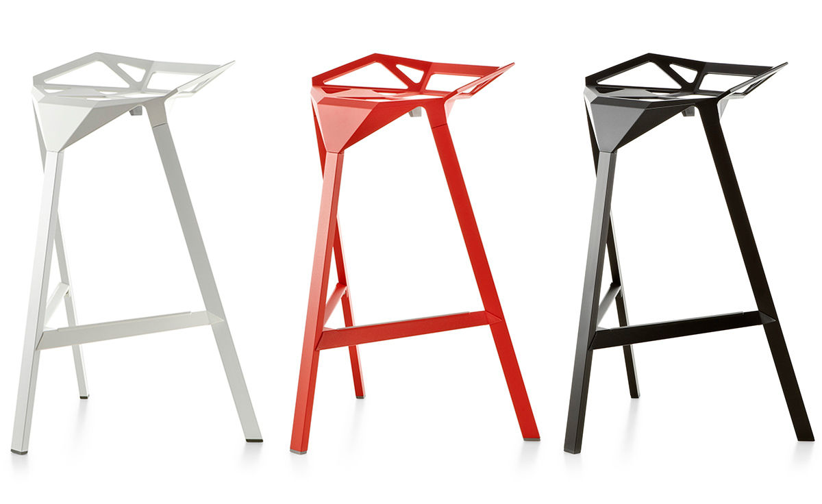 Magis stool one two pack for Magis chair one