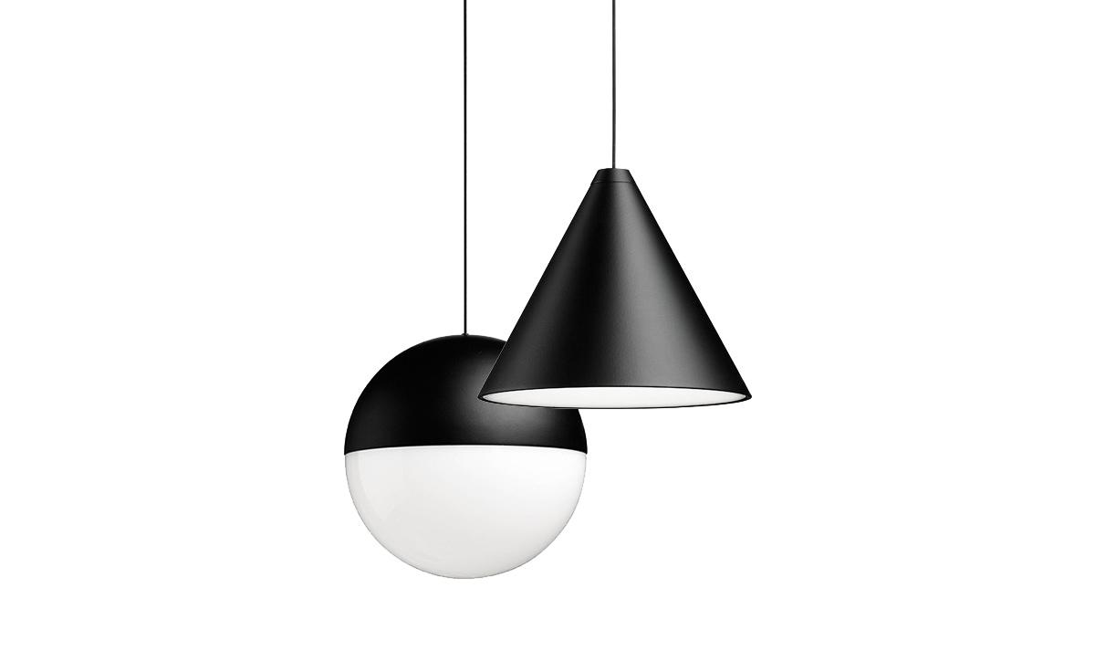 String Hanging Lights - hivemodern.com