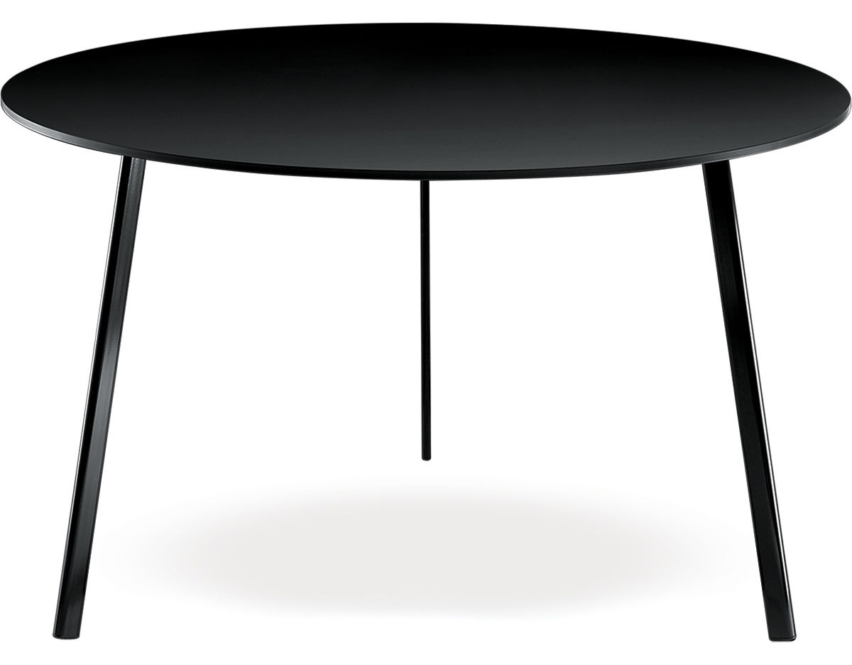 Magis striped tavolo round for Magis table first