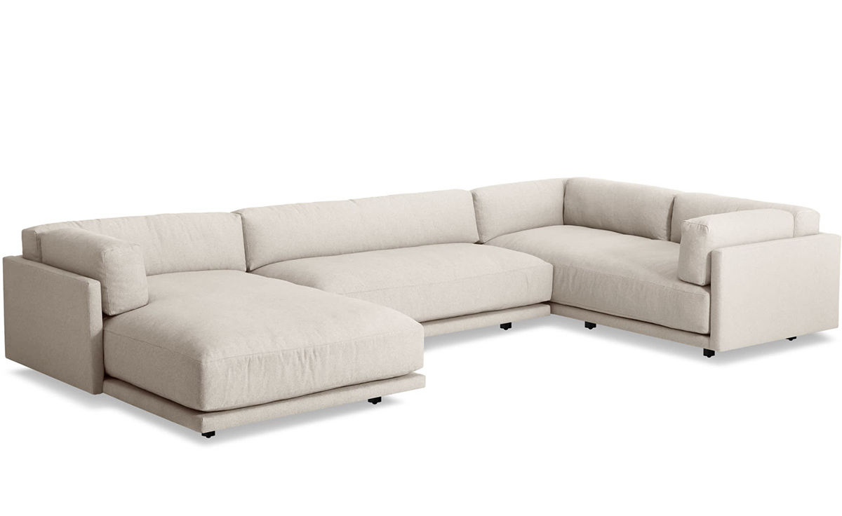 sunday l sectional sofa with chaise