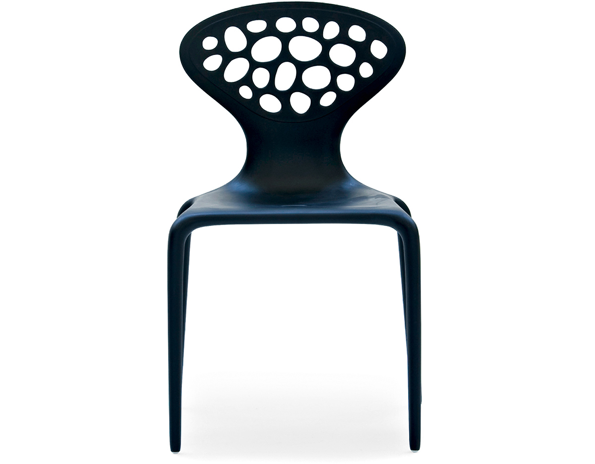 Supernatural Chair With Perforated Back 4 Pack Hivemoderncom