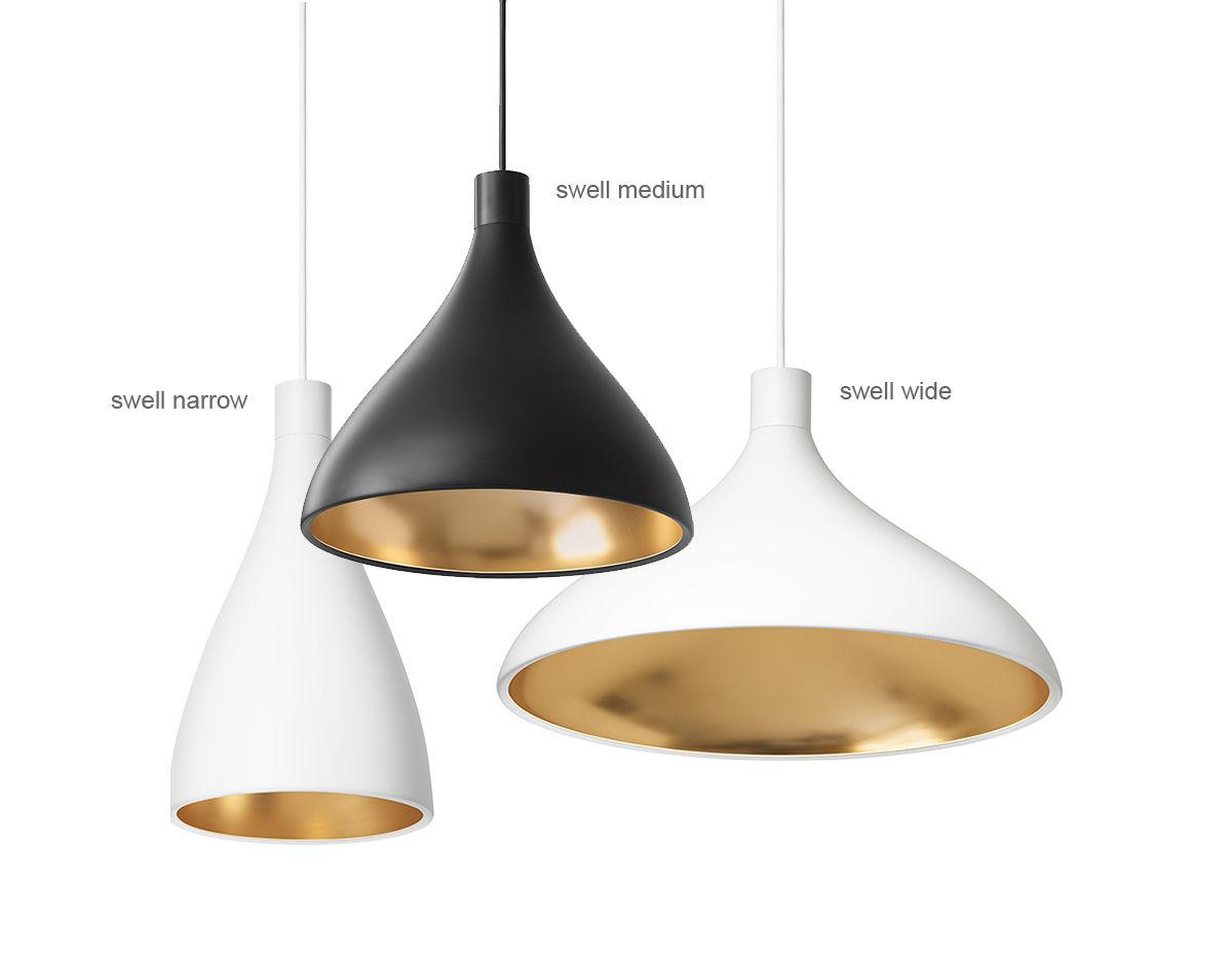 Swell Single Pendant Lamp Hivemodern Com