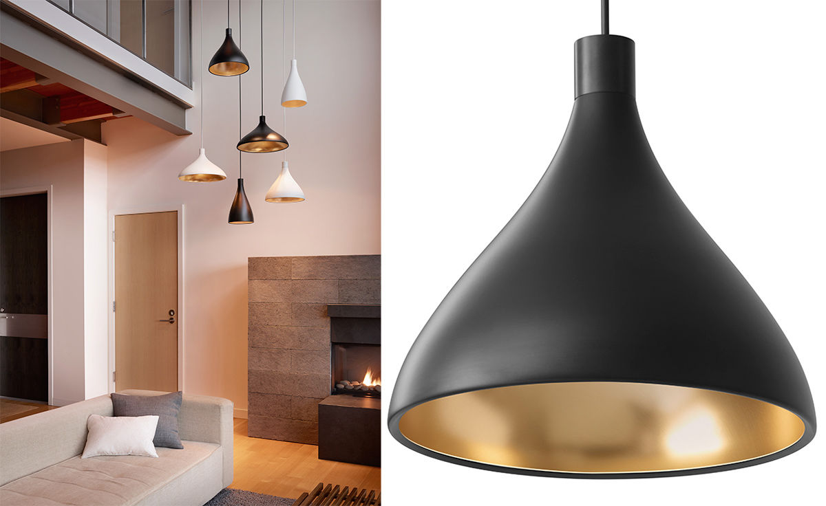 swell single pendant lamp  hivemoderncom - overview manufacturer media reviews