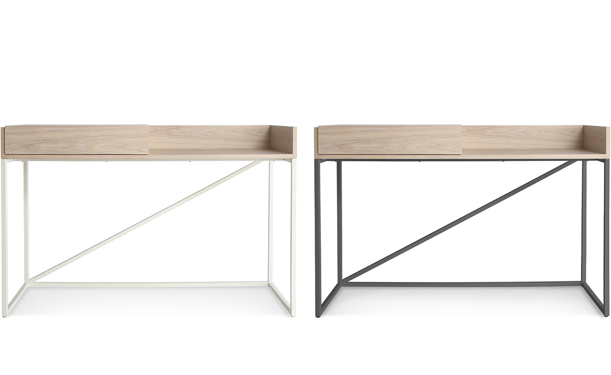 Swish console desk hivemodern overview manufacturer media reviews geotapseo Choice Image