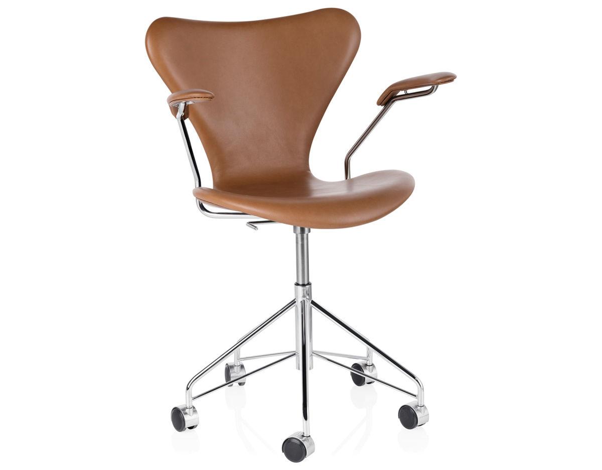 Swivel Arm Chair Full Upholstered Hivemodern Com