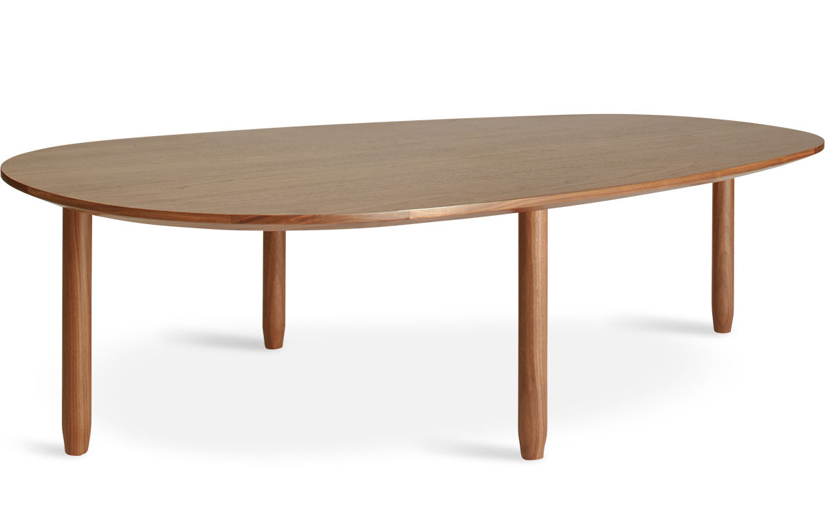 Swole large coffee table for Large contemporary coffee tables