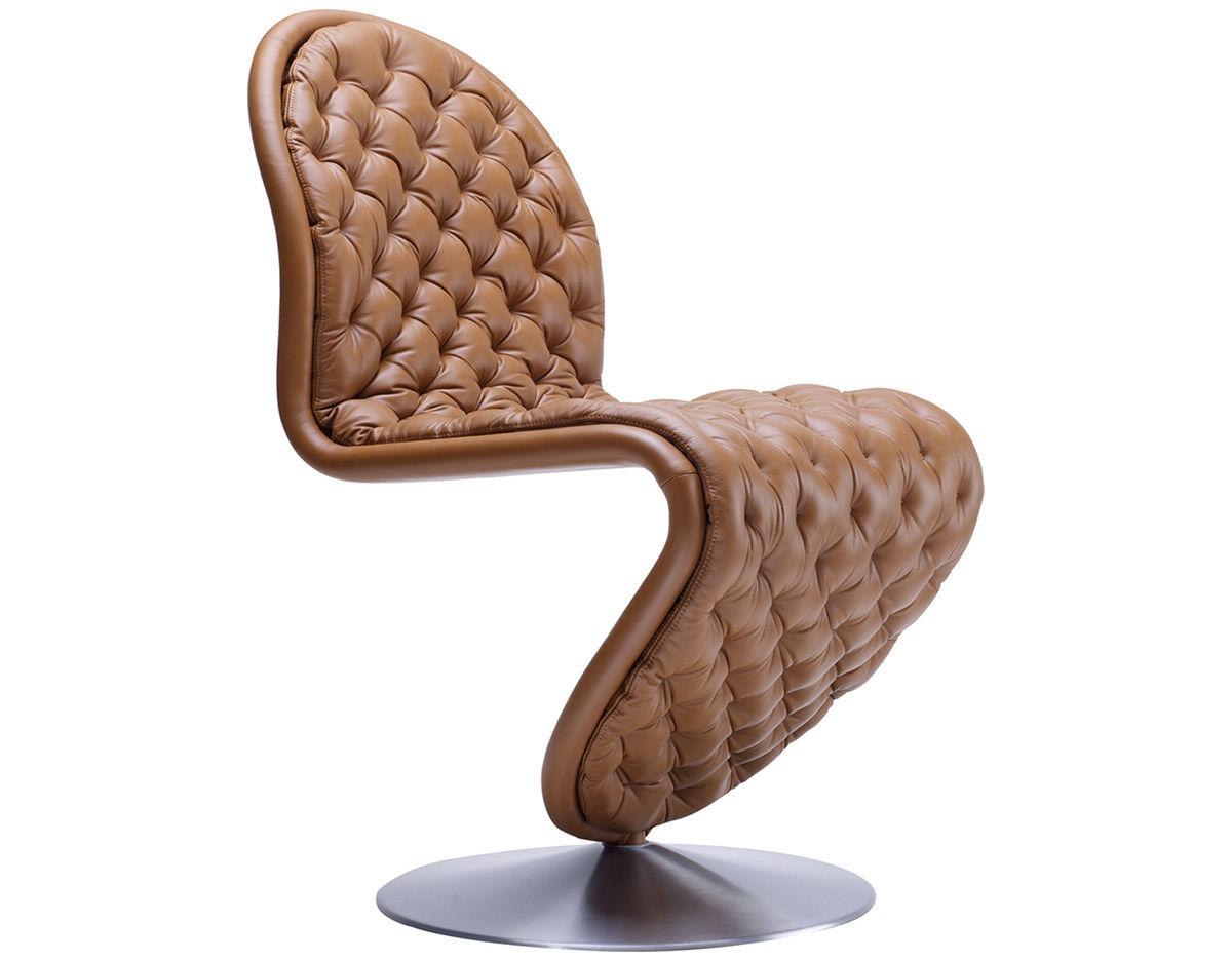 System 1 2 3 Deluxe Dining Chair   Verner Panton   VerPan Aps