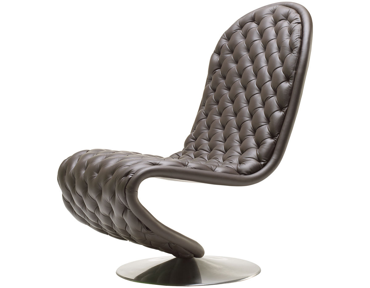 Panton System 1 2 3 Deluxe Lounge Chair Hivemodern Com