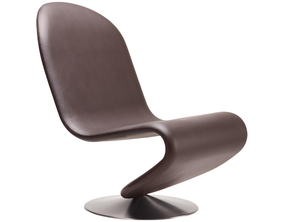 awesome tolles dekoration verner panton stuhl 3 #2: Panton System 1-2-3 Standard Lounge Chair
