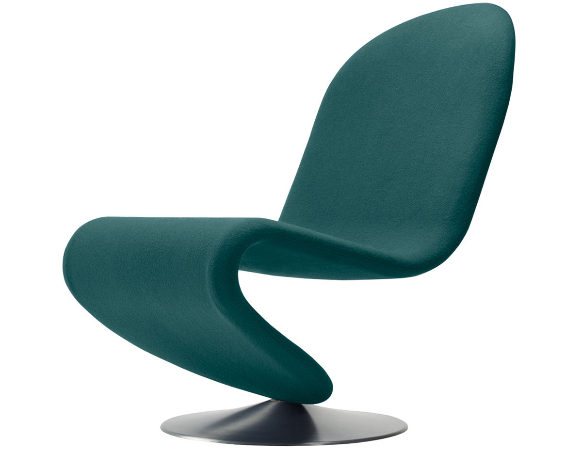 Panton System 1 2 3 Standard Lounge Chair Hivemodern Com