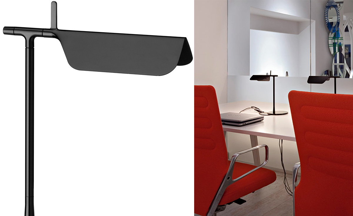 Tab Led Table Lamp - hivemodern.com for Flos Tab Table Lamp  59jwn