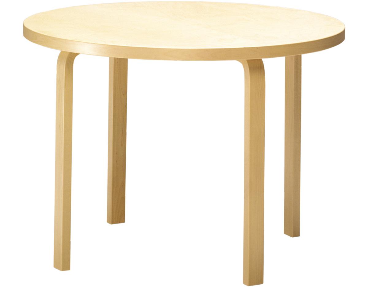 alvar aalto table 90a. Black Bedroom Furniture Sets. Home Design Ideas