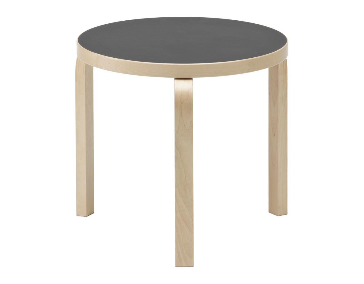 aalto table 90d. Black Bedroom Furniture Sets. Home Design Ideas