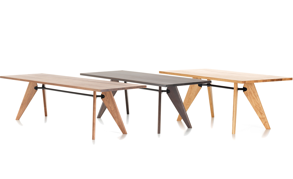 Prouv 233 Table Solvay Hivemodern Com