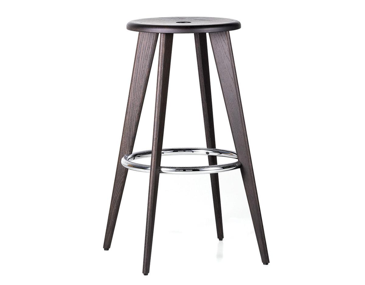 Prouv tabouret haut stool - Tabouret de bar haut ...