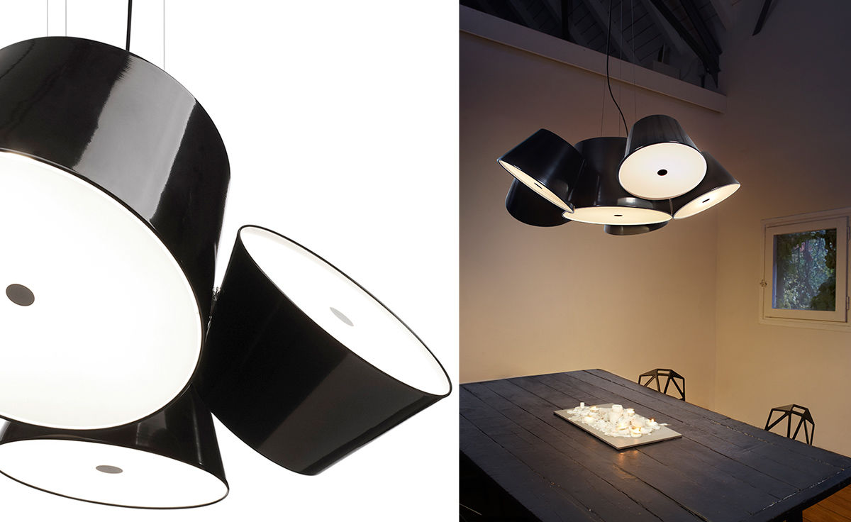 Tam Tam 5 Suspension Lamp Hivemodern Com