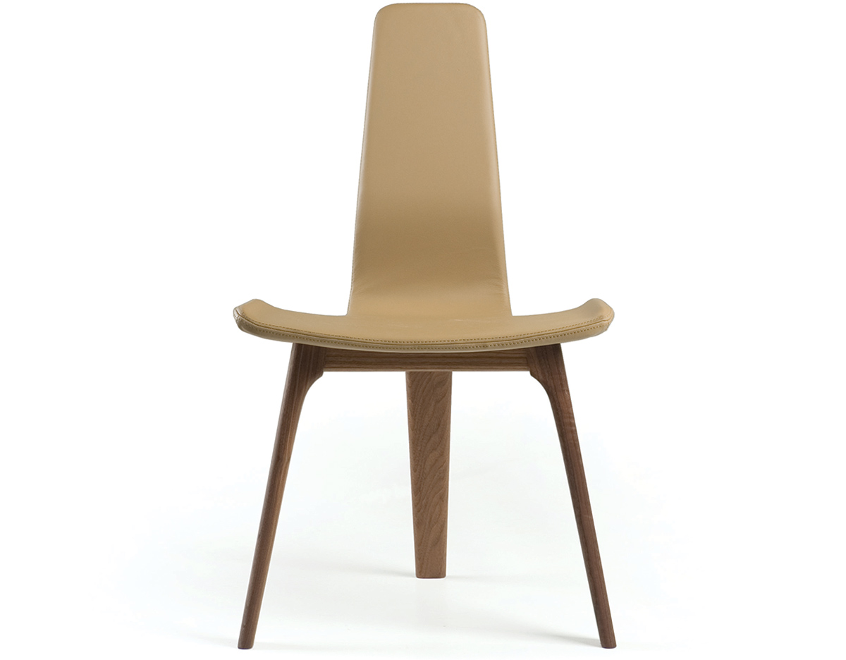 Tapas upholstered dining chair 348s for Dining chair upholstered seat