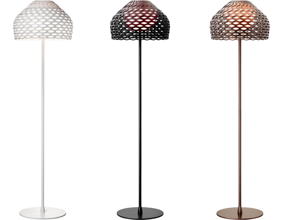 Tatou f floor lamp - Patricia urquiola lampe ...